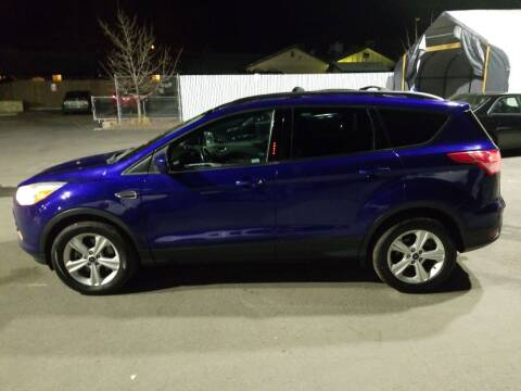 2016 Ford Escape for sale at Freds Auto Sales LLC in Carson City NV