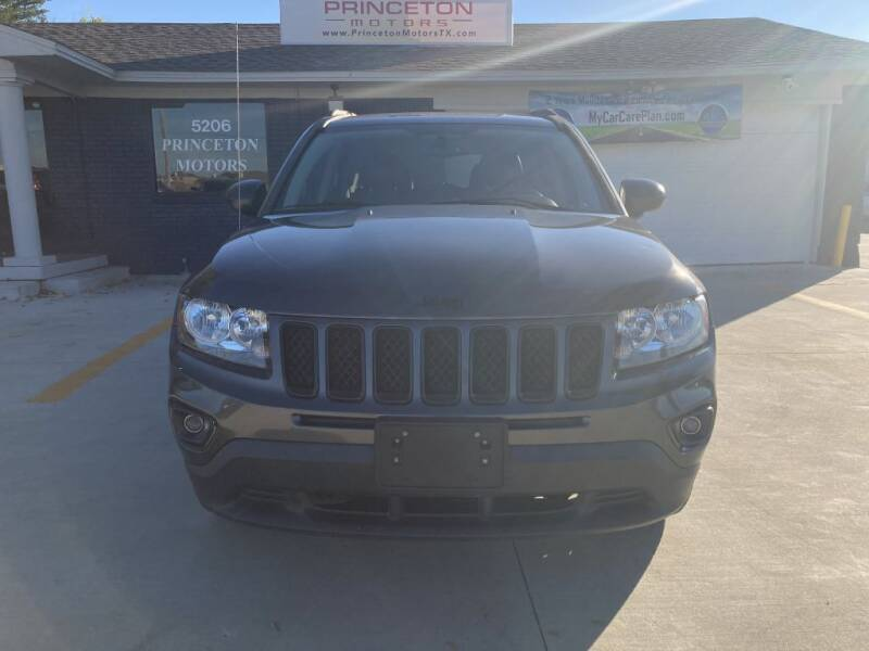 2015 Jeep Compass for sale at Princeton Motors in Princeton TX