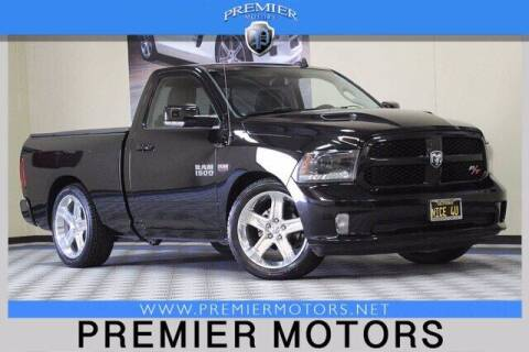 2015 RAM Ram Pickup 1500 for sale at Premier Motors in Hayward CA