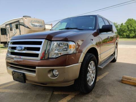 2011 Ford Expedition for sale at Texas RV Trader in Cresson TX