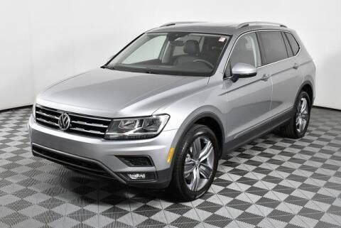 2020 Volkswagen Tiguan for sale at Southern Auto Solutions-Jim Ellis Volkswagen Atlan in Marietta GA