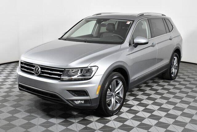 2020 Volkswagen Tiguan for sale in Marietta, GA