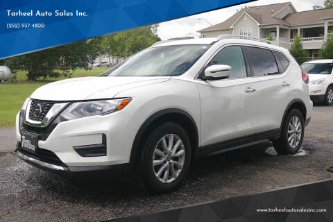 2020 Nissan Rogue for sale at Tarheel Auto Sales Inc. in Rocky Mount NC