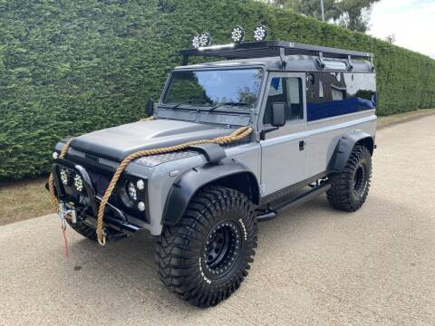 1989 Land Rover DEFENDER TDI for sale at Monroe Auto Sales Inc in Wilmington NC