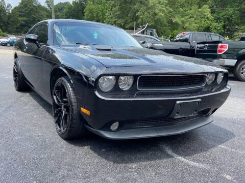 2011 Dodge Challenger for sale at Luxury Auto Innovations in Flowery Branch GA