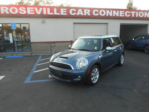 2009 MINI Cooper Clubman for sale at ROSEVILLE CAR CONNECTION in Roseville CA