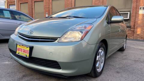 2007 Toyota Prius for sale at Rocky's Auto Sales in Worcester MA