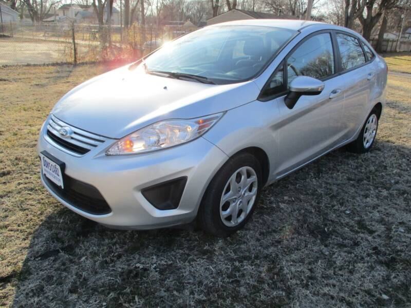2013 Ford Fiesta for sale at Dons Carz in Topeka KS