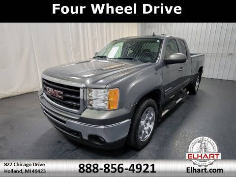 2011 GMC Sierra 1500 for sale at Elhart Automotive Campus in Holland MI