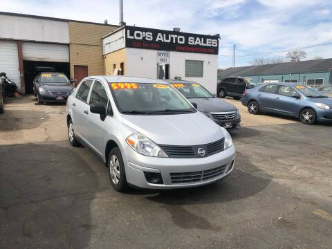 2010 Nissan Versa for sale at Lo's Auto Sales in Cincinnati OH