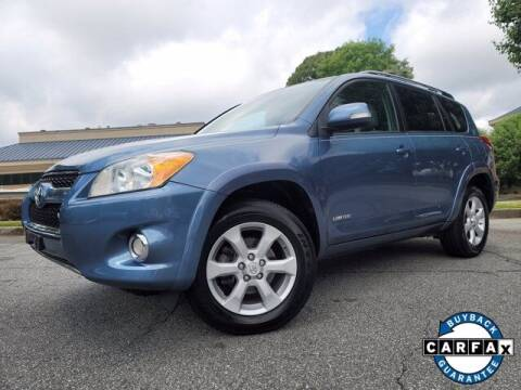 2011 Toyota RAV4 for sale at Carma Auto Group in Duluth GA