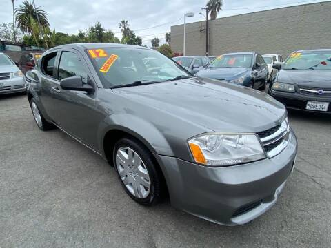 2012 Dodge Avenger for sale at North County Auto in Oceanside CA