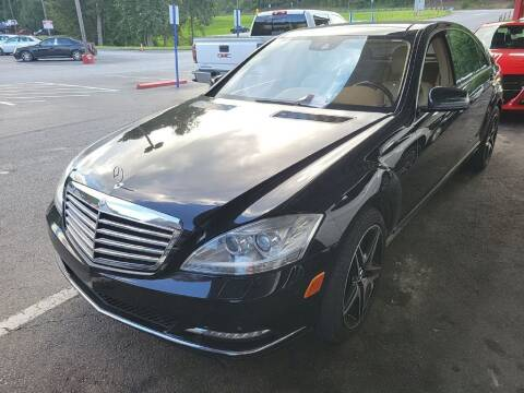 2013 Mercedes-Benz S-Class for sale at Pars Auto Sales Inc in Stone Mountain GA