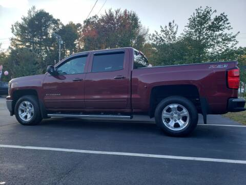 2015 Chevrolet Silverado 1500 for sale at Healey Auto in Rochester NH