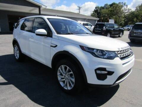 2017 Land Rover Discovery Sport for sale at Specialty Car Company in North Wilkesboro NC