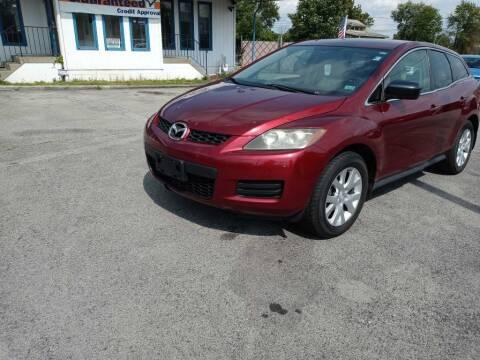 2007 Mazda CX-7 for sale at E.L. Davis Enterprises LLC in Youngstown OH