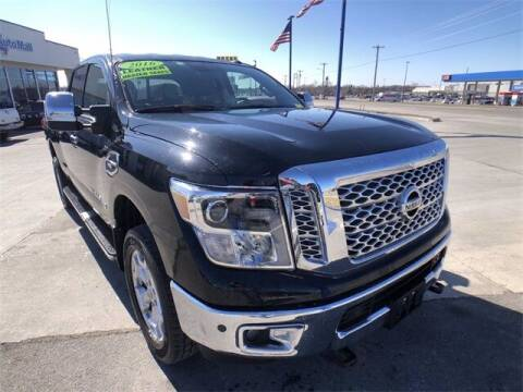 2016 Nissan Titan XD for sale at Show Me Auto Mall in Harrisonville MO