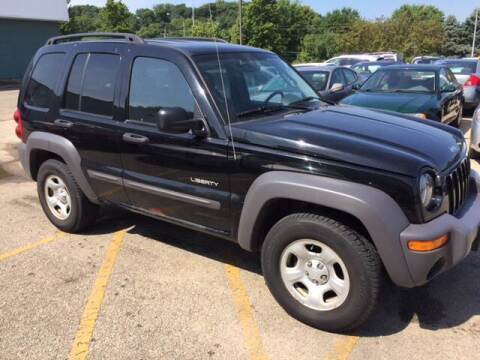 2004 Jeep Liberty for sale at Gilly's Auto Sales in Rochester MN