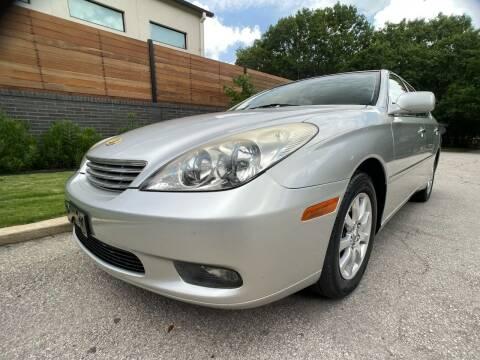 2002 Lexus ES 300 for sale at Carz Of Texas Auto Sales in San Antonio TX