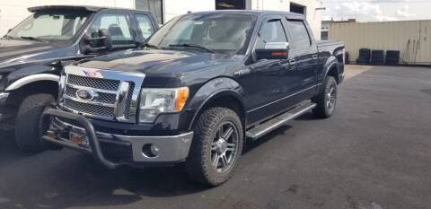 2010 Ford F-150 for sale at Tower Motors in Brainerd MN