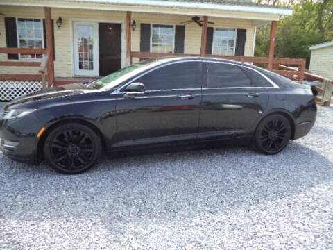 2013 Lincoln MKZ for sale at PICAYUNE AUTO SALES in Picayune MS