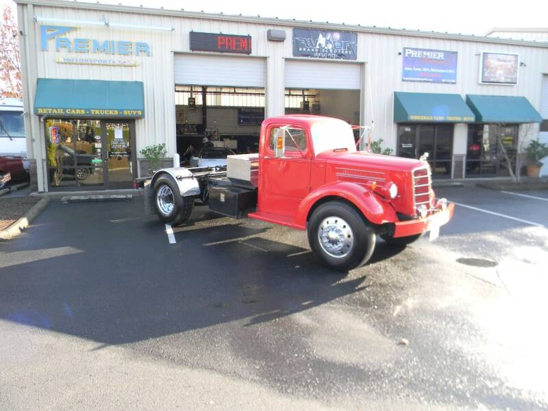 1949 Mack EQT for sale at PREMIER MOTORSPORTS in Vancouver WA
