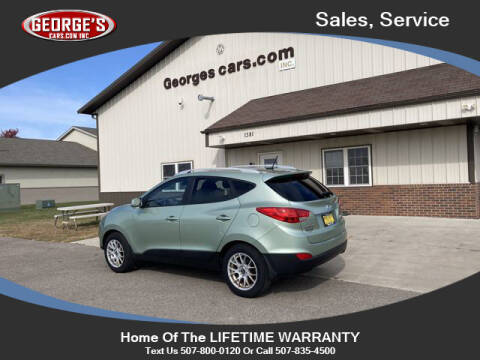 2011 Hyundai Tucson for sale at GEORGE'S CARS.COM INC in Waseca MN