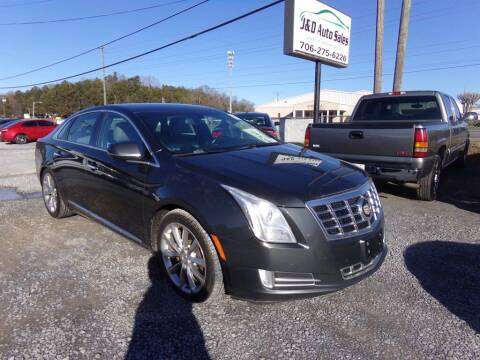 2013 Cadillac XTS for sale at J & D Auto Sales in Dalton GA