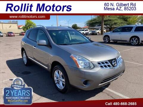 2013 Nissan Rogue for sale at Rollit Motors in Mesa AZ