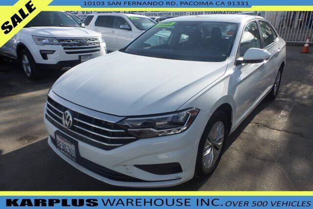 2019 Volkswagen Jetta for sale at Karplus Warehouse in Pacoima CA