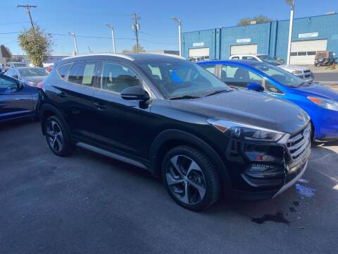 2017 Hyundai Tucson for sale at Major Car Inc in Murray UT