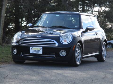 2009 MINI Cooper for sale at Loudoun Used Cars in Leesburg VA