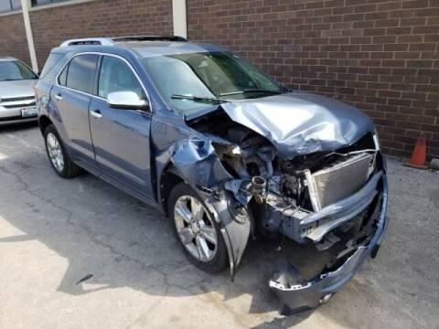 2011 Chevrolet Equinox for sale at Varco Motors LLC - Builders in Denison KS