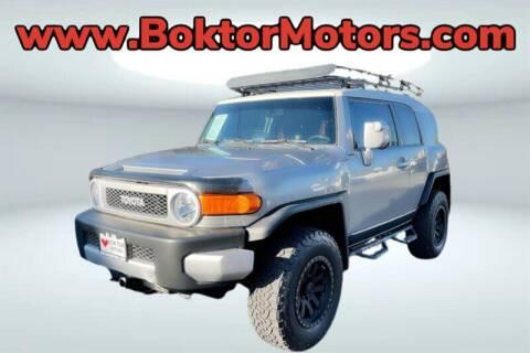 2011 Toyota FJ Cruiser for sale at Boktor Motors in North Hollywood CA