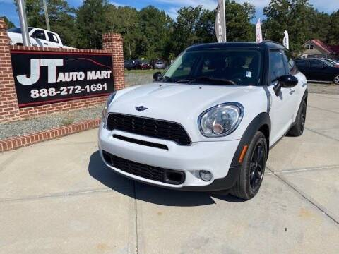 2014 MINI Countryman for sale at J T Auto Group in Sanford NC