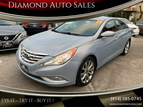2011 Hyundai Sonata for sale at Diamond Auto Sales in Milwaukee WI