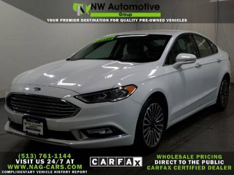 2017 Ford Fusion for sale at NW Automotive Group in Cincinnati OH