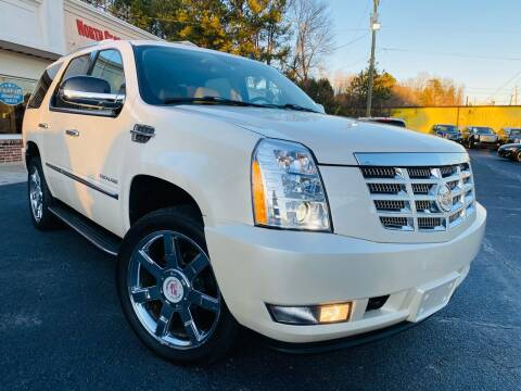 2010 Cadillac Escalade for sale at North Georgia Auto Brokers in Snellville GA