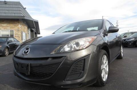 2010 Mazda MAZDA3 for sale at Eddie Auto Brokers in Willowick OH
