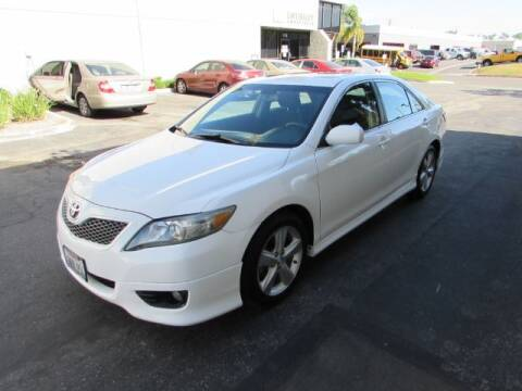 2011 Toyota Camry for sale at Pennington's Auto Sales Inc. in Orange CA