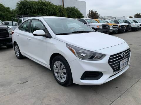 2019 Hyundai Accent for sale at Best Buy Quality Cars in Bellflower CA