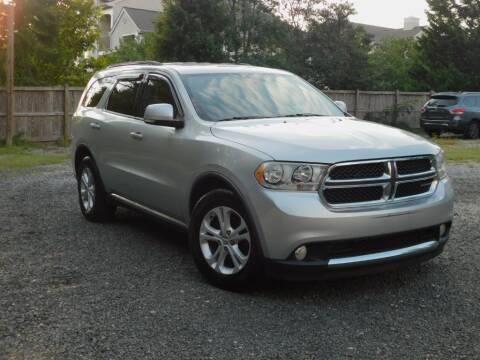 2011 Dodge Durango for sale at Prize Auto in Alexandria VA