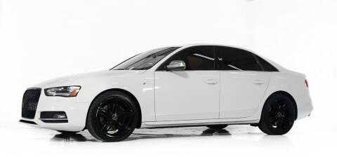 2014 Audi S4 for sale at Houston Auto Credit in Houston TX