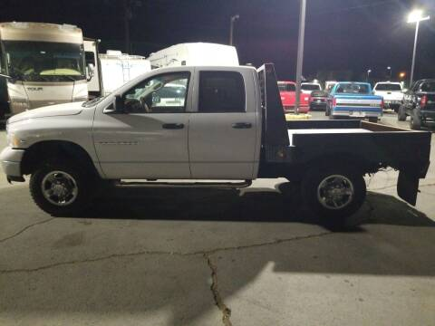 2004 Dodge Ram Pickup 2500 for sale at Freds Auto Sales LLC in Carson City NV