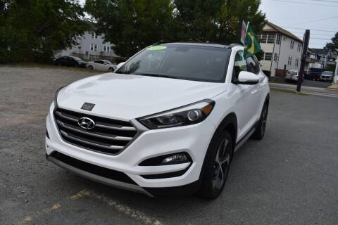 2017 Hyundai Tucson for sale at Best Cars Auto Sales in Everett MA