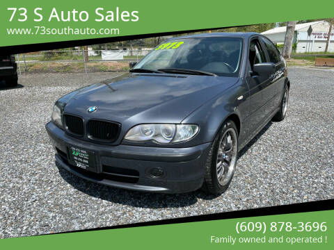 2003 BMW 3 Series for sale at 73 S Auto Sales in Hammonton NJ