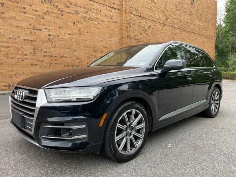 2018 Audi Q7 for sale at Vantage Auto Wholesale in Moonachie NJ