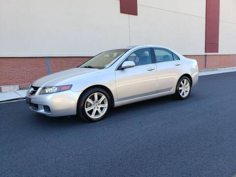 2004 Acura TSX for sale at Innovative Auto Group in Little Ferry NJ