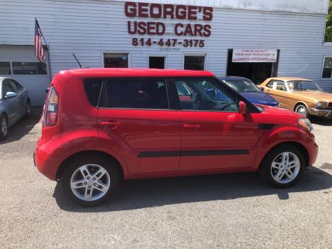 2011 Kia Soul for sale at George's Used Cars Inc in Orbisonia PA