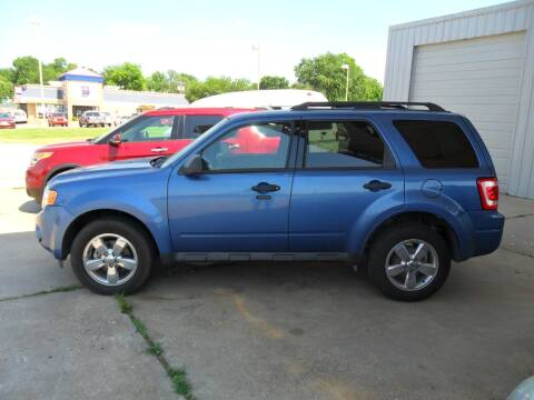 2010 Ford Escape for sale at C MOORE CARS in Grove OK